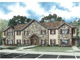 4 Unit Multi Family House Plans Apartment Plans Multi Family Home Design 025m 0091 at