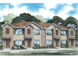 4 Unit Multi Family House Plans Apartment Plans Multi Family Home Design 025m 0093 at