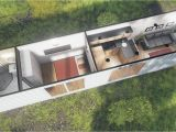 40 Ft Container House Plans Sch1 Single 40ft Container Cabin Plans Eco Home Designer