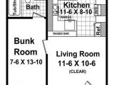 400 Sq Ft Home Plans Cottage Style House Plan 1 Beds 1 Baths 400 Sq Ft Plan