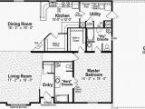 40×80 House Plan 40×60 Metal Home Floor Plans Pictures to Pin On Pinterest