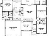 5 Bed 3 Bath House Plans 4 Bedroom 3 5 Bath House Plans Bedroom at Real Estate