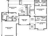5 Bed 3 Bath House Plans 654263 5 Bedroom 4 5 Bath House Plan House Plans