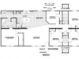 5 Bedroom 3 Bath Mobile Home Floor Plans Manufactured Home Floor Plan 2010 Clayton Independence 5