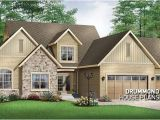 5 Bedroom 3 Car Garage House Plans House Plan W2661 Detail From Drummondhouseplans Com