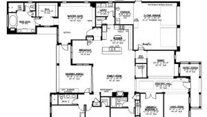 5 Bedroom Home Plans Best Of Simple 5 Bedroom House Plans New Home Plans Design