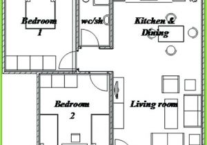 5 Bedroom House Plans with Walkout Basement 2 Bedroom House Plans Bungalow 2 Bedroom House Plans 2
