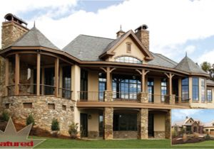 5 Bedroom House Plans with Walkout Basement Dream Home House Plans Walkout Basement French Country