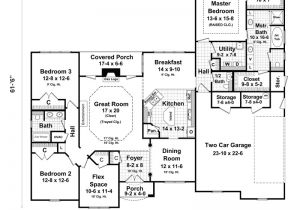 5 Bedroom House Plans with Walkout Basement Ranch Style House Plans with Basements Ranch House Plans