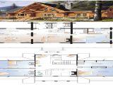 5 Bedroom Log Home Floor Plans Log Cabin Floor Plans with 2 Master Suites Little Log