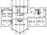 5 Bedroom Log Home Floor Plans Log Style House Plan 5 Beds 3 5 Baths 3492 Sq Ft Plan