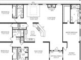 5 Bedroom Manufactured Homes Floor Plans 5 Bedroom Triple Wide Mobile Home Floor Plans
