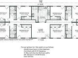 5 Bedroom Manufactured Homes Floor Plans Beautiful 4 Bedroom Mobile Home Floor Plans New Home