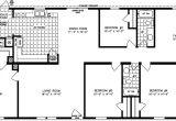 5 Bedroom Mobile Home Floor Plans 5 Bedroom Mobile Home Floor Plans 6 Bedroom Double Wides