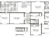 5 Bedroom Mobile Home Plans 5 Bedroom Prefabricated Homes Homes Floor Plans