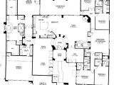 5 Br House Plans One Story 5 Bedroom House Floor Plans Pinterest