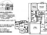50 Foot Wide House Plans Narrow 2 Story Floor Plans 36 50 Foot Wide Lots