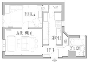 500 Sq Ft Home Plans Small House Floor Plans Under 500 Sq Ft Cottage House Plans