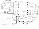 5000 Sq Ft Home Floor Plans 5000 Square Foot House Designs House Plan 2017