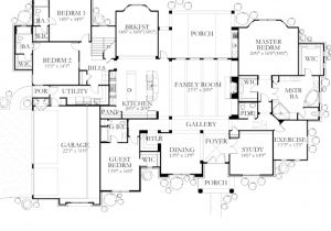 5000 Sq Ft House Plans In India 5000 Square Foot House Designs House Plan 2017