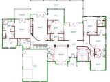 6 Bedroom Home Plans 6 Bedroom Ranch House Plans New 100 6 Bedroom House