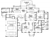 6 Bedroom Home Plans Cool 6 Bedroom House Plans Luxury New Home Plans Design