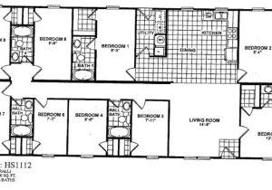 6 Bedroom Modular Home Floor Plans 4bedroom 4 Bath Doublewide