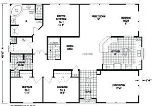 6 Bedroom Modular Home Floor Plans Triple Wide Manufactured Home Floor Plans Gurus Floor