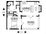 600 Sq Ft House Plans 1 Bedroom Adobe southwestern Style House Plan 1 Beds 1 00 Baths