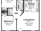 600 Sq Ft House Plans 1 Bedroom Small Home Floor Plans Under 600 Sq Ft House Plan 2017
