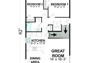 600 Sq Ft House Plans with Loft 600 Sq Ft House Plan Escortsea