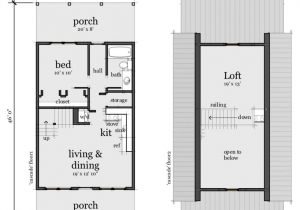 600 Sq Ft House Plans with Loft Modern House Plans Under 600 Sq Ft