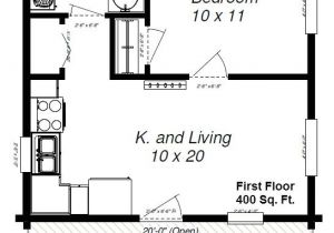 600 Sq Ft House Plans with Loft Small Cottages Under 600 Sq Feet Panther 89 with Loft