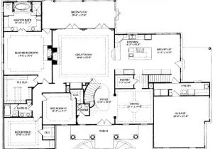 7 Bed House Plans 8 Bedroom Ranch House Plans 7 Bedroom House Floor Plans 7