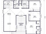 7 Bedroom House Plans Australia 2 Bedroom House Plans with Open Floor Plan Australia