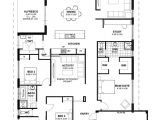 7 Bedroom House Plans Australia Floor Plan Friday 4 Bedroom theatre Activity and Study