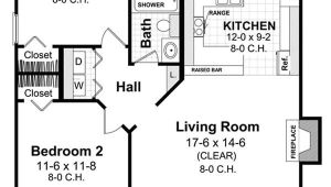 800 Sf House Plans 800 Square Feet House Plans Ideal Spaces