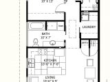 800 Sqft 2 Bedroom 2 Bath House Plans I Like This One because there is A Laundry Room 800