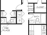 800 Sqft 2 Bedroom 2 Bath House Plans Small House Plans Under 800 Sq Ft 800 Sq Ft Floor Plans