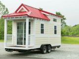 84 Lumber Tiny Home Plans Tiny House town Red Shonsie Tiny House by 84 Lumber