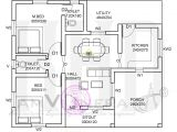 900 Sq Ft Home Plans 900 Sq Feet Free Single Storied House Kerala Home Design