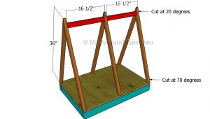 A Frame Dog House Plans A Frame Dog House Plans Free Outdoor Plans Diy Shed