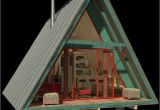 A Frame Home Design Plans A Frame Tiny House Plans