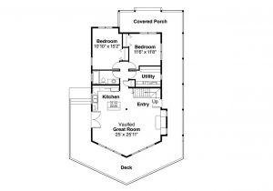 A Frame Home Floor Plans A Frame House Plans Gerard 30 288 associated Designs