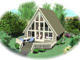 A Frame Home Plan A Frame House Plan 0 Bedrms 1 Baths 734 Sq Ft 170 1100