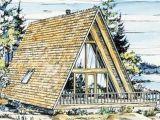 A Frame Home Plan A Frame House Plans Home Design Ls H 15 1