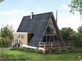 A Frame Home Plan A Frame House Plans Home Interior Design