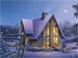 A Frame Home Plan Grandview A Frame Home Plan 001d 0077 House Plans and More