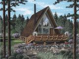 A Frame Home Plan House Plan 24308 at Familyhomeplans Com