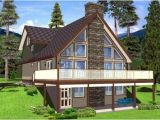 A Frame Lake House Plans House Plan 99961 at Familyhomeplans Com
